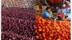 ಹಬ್ಬದ ಸೀಸನ್: ಈರುಳ್ಳಿ, ಟೊಮೆಟೊ ಬೆಲೆ ಭಾರೀ ಏರಿಕೆ