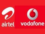 Airtel Vodafone Launches New Prepaid Recharge Plans Detail
