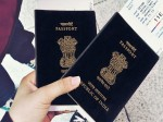 E Passports To Indians From Early