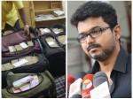 Tamil Actor Vijay It Shock 65 Crore Found