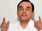 Dbs Bank Lvb Merger Subramanian Swamy Writes To Pm Seeks Cbi Probe Against Reserve Bank Of India