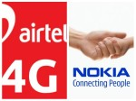 Airtel 1 Billion Dollar Deal With Nokia To Strengthen Its 4g Network