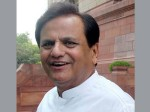 Ed Enters Congress Top Leader Ahmad Patel Residence About Sbl Scam