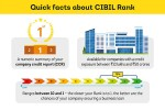 Monitoring Cibil Rank Can Help Businesses Apply For A Loan With Confidence