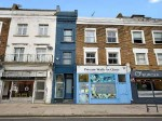 London S Thinnest House For Sale At 950 0000 Pounds