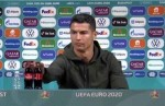 Coco Cola Lose 4 Billion Us Dollar After Cr7 Moves Bottle And Endorses Water