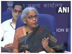 National Monetisation Plan Fm Nirmala Sitharaman Launches Nmp