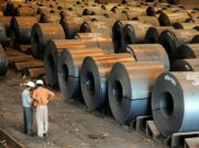 8 ಪ್ರಮುಖ ಕೈಗಾರಿಕಾ ವಲಯಗಳ ಬೆಳವಣಿಗೆ ಏಪ್ರಿಲ್ನಲ್ಲಿ 38.1 % ಕುಸಿತ