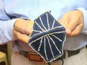 ಅಂತೂ ಬಂತು ಚಿನ್ನದ ಜತೆಗೆ ವಜ್ರಗಳನ್ನು ಕೂಡಿಸಿರುವ ಫೇಸ್ ಮಾಸ್ಕ್
