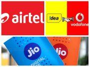 56 ದಿನಗಳ ಬೆಸ್ಟ್ ಪ್ರಿಪೇಯ್ಡ್ ಯೋಜನೆ: Airtel vs Jio vs VI