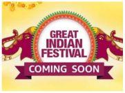 ಅಮೆಜಾನ್ ಗ್ರೇಟ್ ಇಂಡಿಯನ್ ಫೆಸ್ಟಿವಲ್ ಸೇಲ್: ಟಿವಿಗಳ ಮೇಲೆ ರಿಯಾಯಿತಿ
