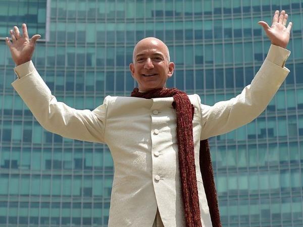 ಭಾರತದಲ್ಲಿ 1 ಬಿಲಿಯನ್ ಡಾಲರ್ ಹೂಡಿಕೆ: ಜೆಫ್ ಬೇಜೋಸ್