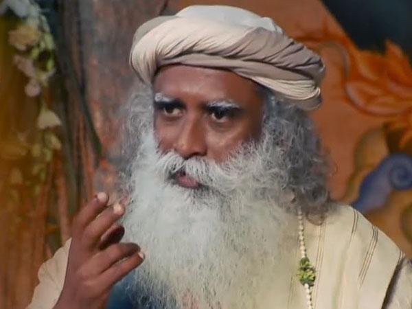 ಸದ್ಗುರು ಜಗ್ಗಿ ವಾಸುದೇವ್ ಕಲಾಕೃತಿ