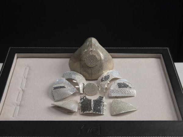 ಇದು ವಿಶ್ವದ ಅತ್ಯಂತ ದುಬಾರಿ ಕೊರೊನಾ ಮಾಸ್ಕ್; ಬೆಲೆ ಜಸ್ಟ್ 11 ಕೋಟಿ ರು.