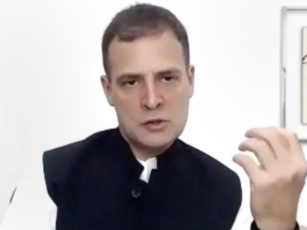 """""""ಅಪನಗದೀಕರಣ, ದೋಷಪೂರಿತ GST, ಲಾಕ್ ಡೌನ್ ನಿಂದ ಆರ್ಥಿಕತೆ ರಚನೆ ನಾಶ"""""""
