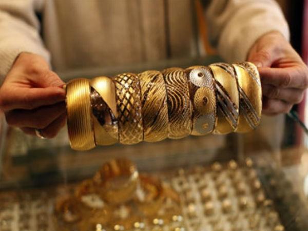 ಚಿನ್ನದ ಬೆಲೆ ಕುಸಿತ: ಗರಿಷ್ಠ ಮಟ್ಟಕ್ಕಿಂತ 10,000 ರೂ. ಕಡಿಮೆ