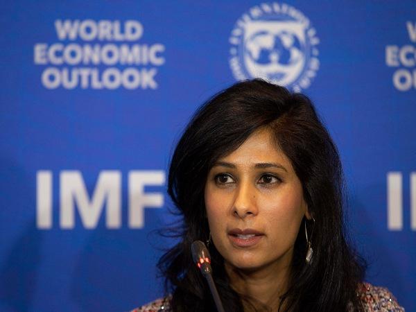 2021ರಲ್ಲಿ ಭಾರತದ ಜಿಡಿಪಿ ಬೆಳವಣಿಗೆ ಶೇ. 12.5ಕ್ಕೆ ತಲುಪಲಿದೆ: ಐಎಂಎಫ್