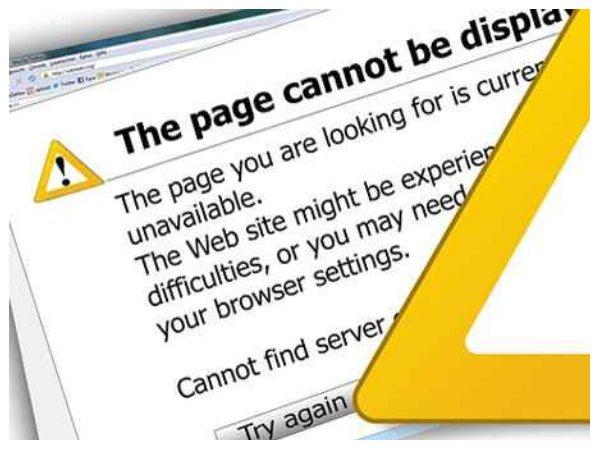 Internet Crash: ಬಿಬಿಸಿ ಸೇರಿದಂತೆ ಪ್ರಮುಖ ವೆಬ್ಸೈಟ್ಸ್ ಸರ್ವರ್ ಡೌನ್