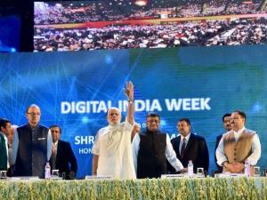 Epfo Unveils New Website Celebrates Digital India Week