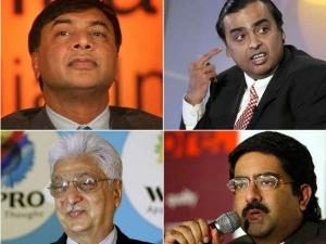 Richest Indians On Forbes Billionaires List