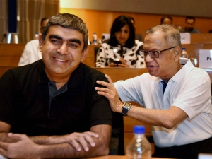 Sanjay Purohit 7th Top Executive Leave Infosys