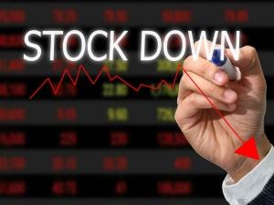 Sensex Plunges 192 Points
