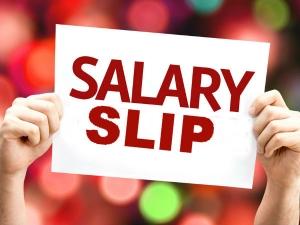 Salary Slip 8 Important Things Salaried Individuals Must Kn