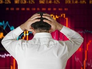 Sensex Ends Lower 95 Points