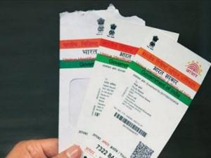 Aadhaar Be Mandatory Filing Income Tax Return Pan Applicati
