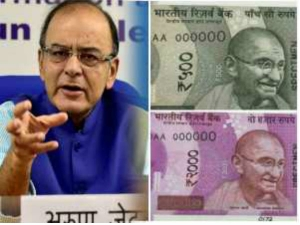 Arun Jaitley On Note Ban Tax Collection Up