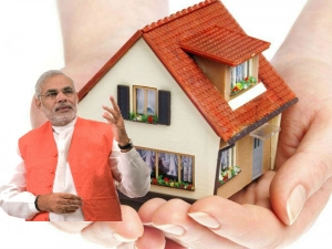 Govt Provide Houses 44 Cr People With Power Water Lpg