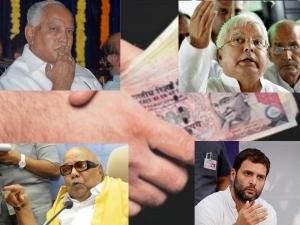 Most Corrupt Politicians India