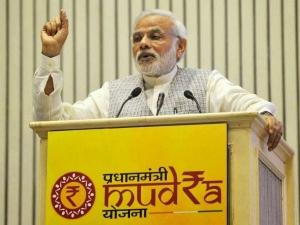Mudra Yojana Creates 5 5 Crore Jobs