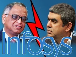 Infosys Chief Reaches To Narayana Murthy Contain Damage
