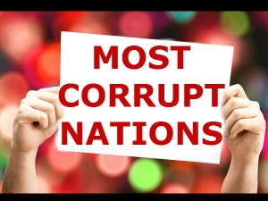 Top 10 Most Corrupt Countries The World
