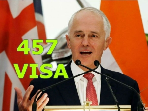 Indian It Workers Trouble As Australia Abolishes 457 Work Vi