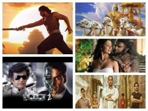 Top 10 Most Expensive Indian Movies All Time