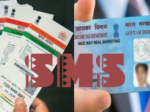 Link Aadhaar With Pan Using Sms Says Income Tax Department