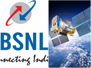 Bsnl Launches Satellite Phone Service
