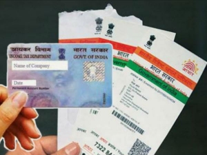 Pan Without Aadhaar Is Valid Till Further Notice Cbdt