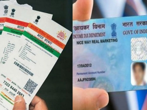 Inking Aadhaar Pan Last Date July