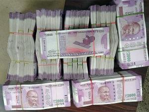 April June Fiscal Deficit At Rs 4 42 Lakh Crore
