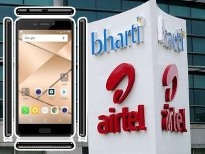 Airtel Working On Rs 2 500 4g Phone Beat Jiophone