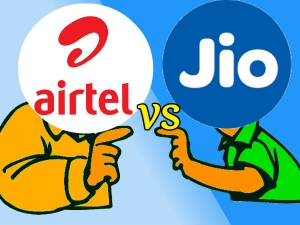 Airtel S Offer Counter Jio Unlimited Calls 84 Gbs Data