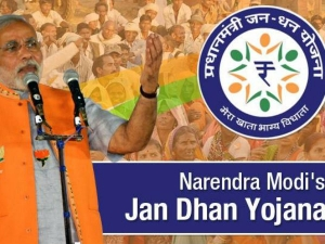 Crore Bank Accounts Opened Under Jan Dhan Pmjdy