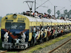 Railways Invest 150 Billion Create 10 Lakh Jobs 5 Years P