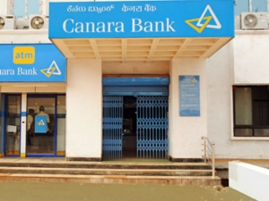 Canara Bank Q2 Profit Falls 27 Rs260 Crore