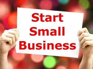 How Start Small Business India