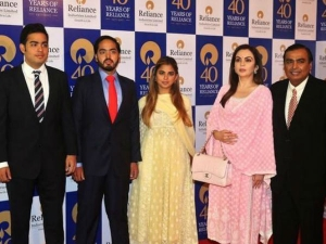 Ambani Family Tops Forbes List Asia S Richest Families