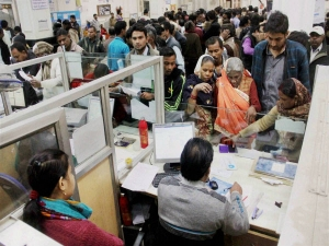 Demonetisation Changed Saving Habits Indians Says Finance M